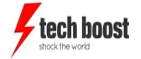 TechBoostのロゴ